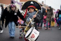 Carnaval de Téteghem, Février 2017.